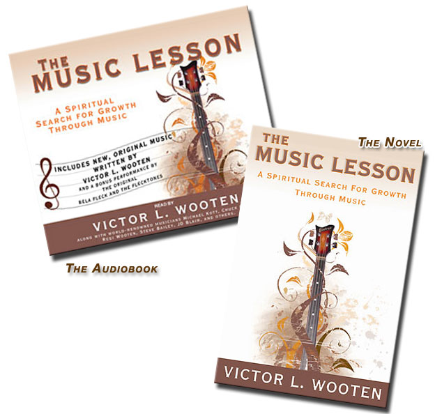 The Music Lesson covers.